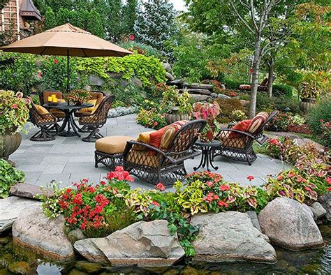 Beautiful Backyard Patios | beautiful backyard inspiration