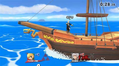 contraseña barco pirata wind waker super smash bros for wii u barco pirata tloz wind