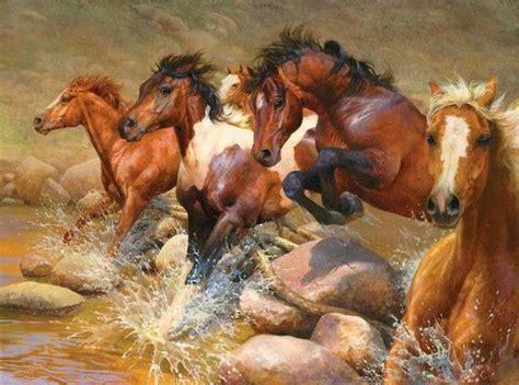 painting workshop horses 1912 best cowboy images on cowboys horses