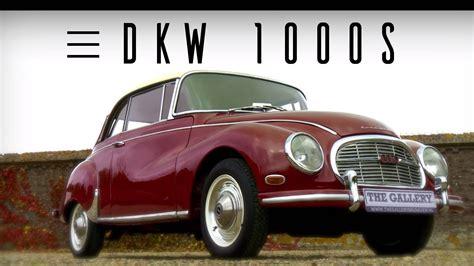 Dkw Auto by Dkw Auto Union 1000 S 1959 Modest Test Drive Engine