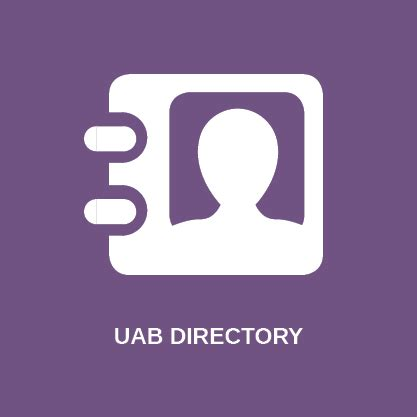 Uab Finder Uab Human Resources Tools Resources