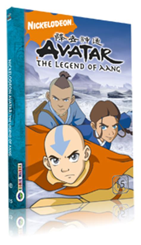 Avatar The Legend Of Aang Volume 9 Komik Berwarna komik warna avatar the legend of aang jilid 15