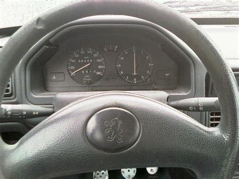 Modification Compteur Auto by Modification Compteur Et Volant 106 1 5 D Equipement