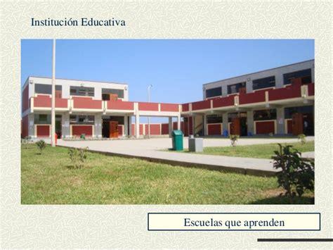 imagenes instituciones educativas la gesti 243 n de instituciones educativas ccesa2015