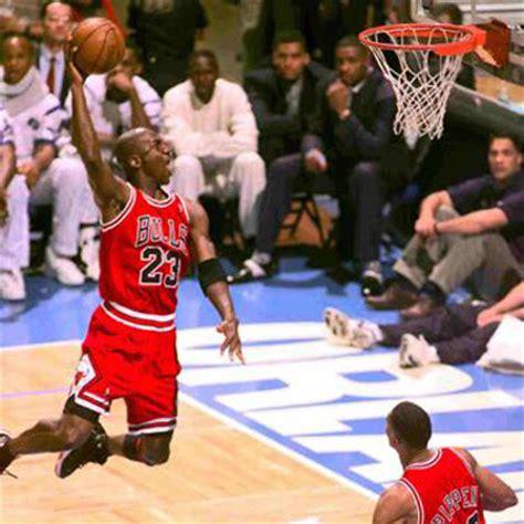 imagenes de michael jordan haciendo un mate baloncestovida un deporte un estilo de vida michael