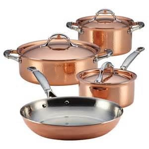 Ruffoni symphonia cupra 7 piece cookware set on sale free shipping