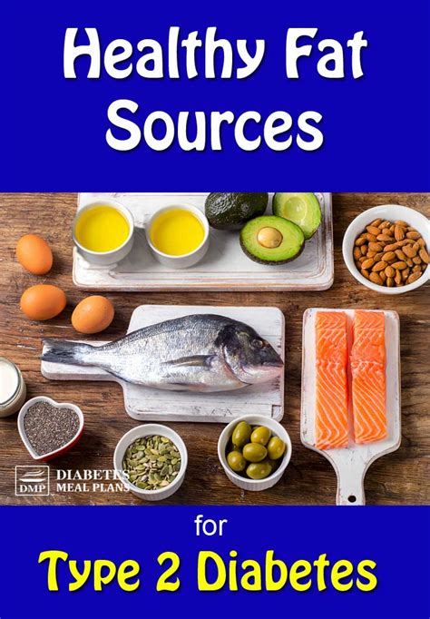 diabetes and healthy fats 15 foods with healthy fats