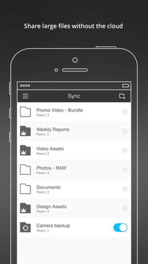 BitTorrent Sync for iPhone - Download