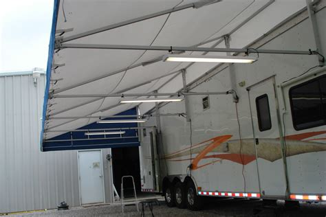 awning for trailer cer trailer awnings with fantastic photo fakrub com