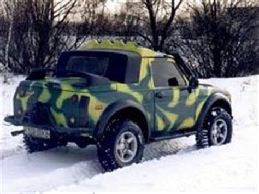 lada ad arco lada niva jeep guerrero