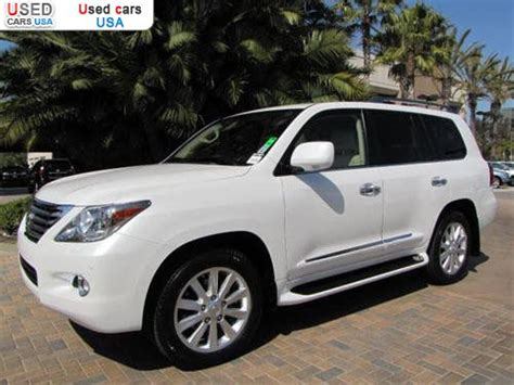 car owners manuals for sale 2009 lexus lx head up display for sale 2009 passenger car lexus lx 570 570 newport beach insurance rate quote price 73995