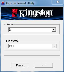 cara format flashdisk kingston cara memperbaiki flashdisk kingston yang rusak angga187