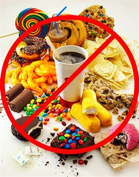 junk food junk food junk food