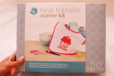 tutorial web starter kit silhouette heat transfer tutorial and giveawaydiy show off