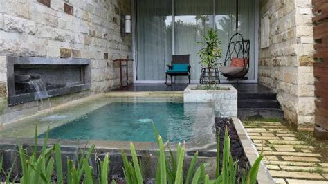 plunge pool of our room picture of sofitel bali nusa dua