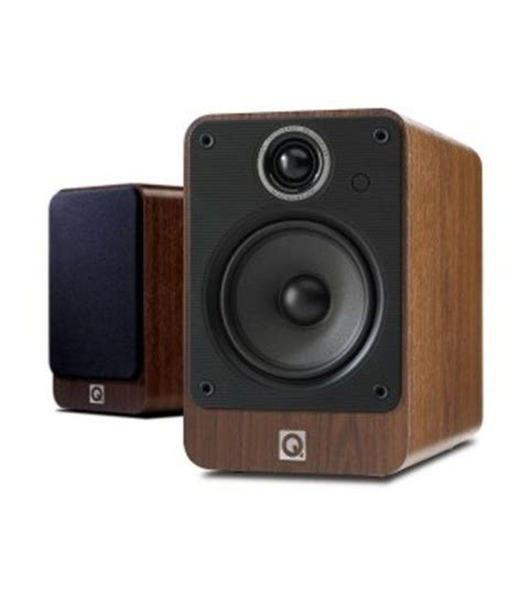 Paragon Acoustics Bookself Speaker buy q acoustics 2020i bookshelf speakers walnut at best price in india snapdeal