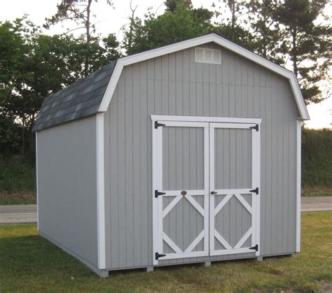 18 X 6 Shed