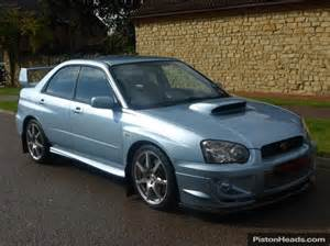 Subaru Wr1 For Sale Used Subaru Impreza Sti Cars For Sale With Pistonheads
