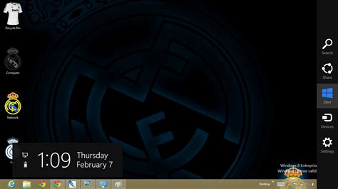 download themes real madrid windows 8 real madrid theme for windows 8 ouo themes