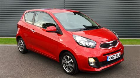Kia Exeter Used Kia For Sale In Exeter Hendy Car Store