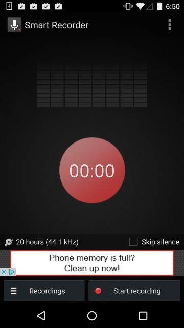 best voice recorder app for android 4 of the best voice recorder apps for android make tech easier