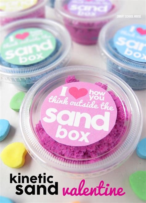 Fun Gifts Ideas by Kinetic Sand Valentine