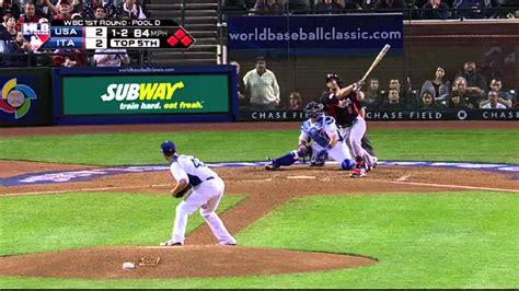 this is usa baseball