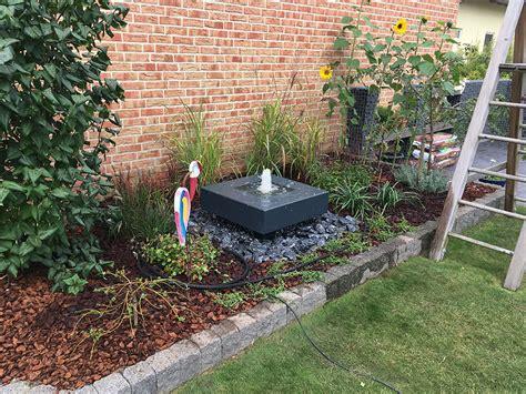 Gartengestaltung Ideen Brunnen by Referenzen Slink Ideen Mit Wasser