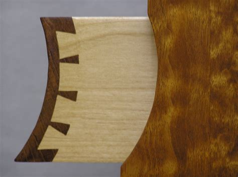 woodworking dovetail joints winner announced help crown a dovetail king