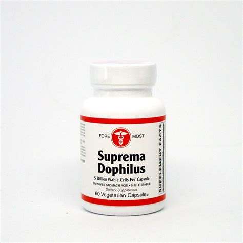 magnesia suprema suprema dophilus dietary supplement holistic health