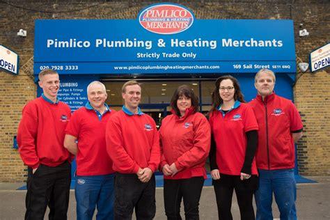 Plumbing Merchants by Updates Are In Progress Pimlico