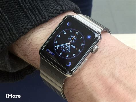 How to customize and add complications to your Apple Watch face   iPhone, iPad, iPod Forums at