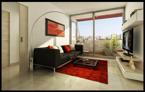departamento de  dormitorio planos de casas modernas