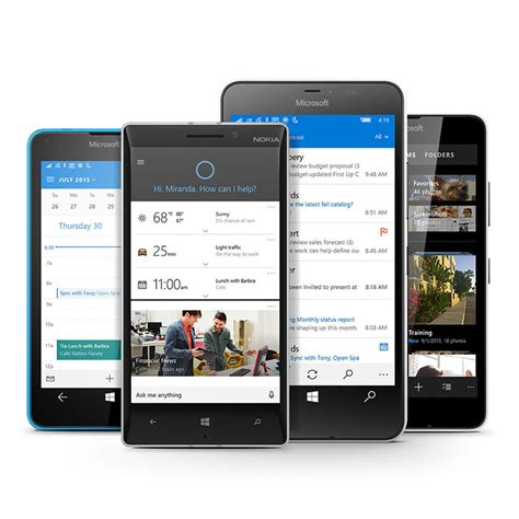 microsoft mobile update windows 10 creators update preview build 15051 for mobile