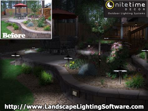 Landscape Lighting Brands Landscape Lighting Software Custom Brands A Lighting Design Program For Nite Time Decor