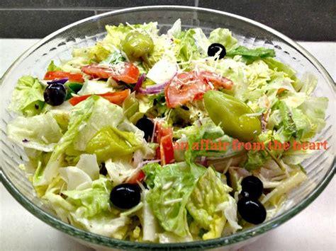 Olive Garden Salad Recipe by Olive Garden Salad And Dressing Recipes Salads
