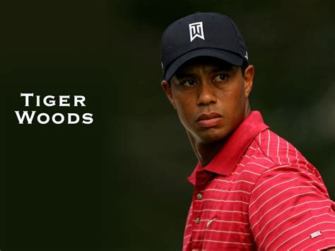 tiger woods wallpapers hd wallpapers