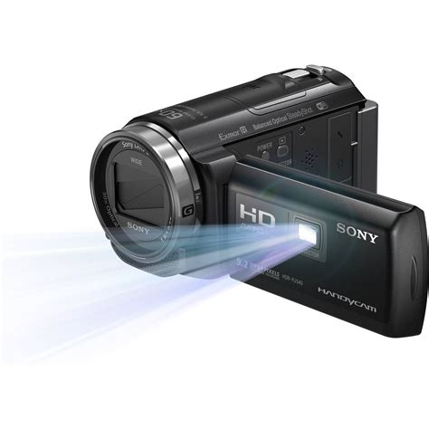 and camcorder sony 32gb hdr pj540 hd handycam camcorder hdrpj540 b b h