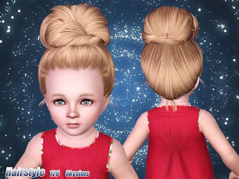 sims 3 toddler hair skysims hair toddler 128
