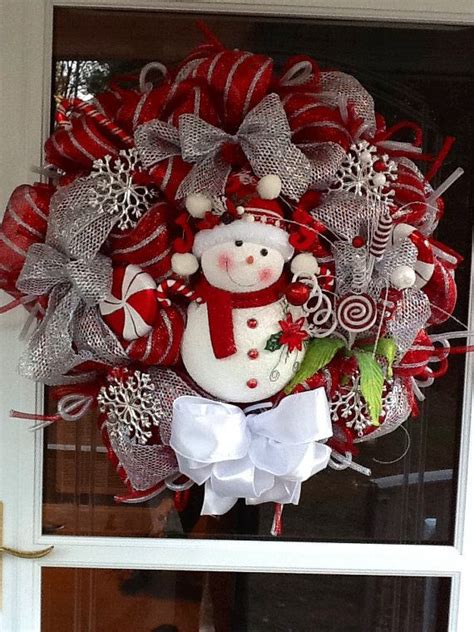 17 best images about mesh wreaths on