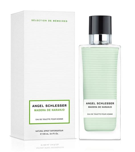 Parfum Schlesser madera de naranjo schlesser cologne a fragrance for 2011