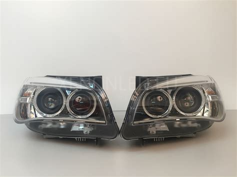 bmw headlights bmw x1 series e84 facelift lci 2012 2015 ahl xenon headlights