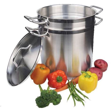 Kitchen Items 500 Winco Ssdb 20 20 Qt Stainless Steel Boiler