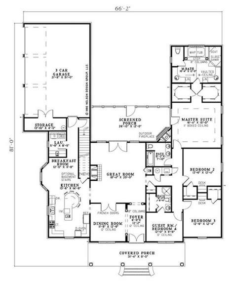 colonial georgian house plans home design ndg 740 9235