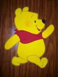 imagenes de winnie pooh en foami winnie pooh en goma eva buscar con google cumple enzo