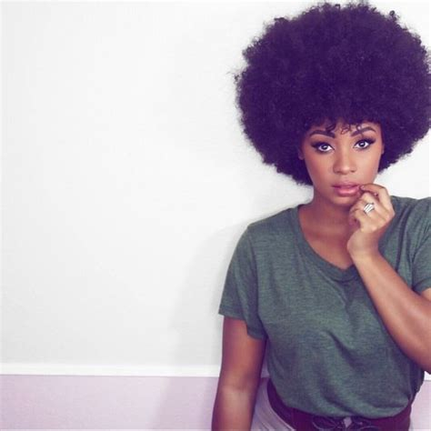 short afro hairstyles pictures street style adorable natural afro hairstyles