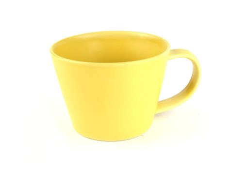 Tea Cup 5 by Tea Cup Yellow 6 5 Cm Made In Japan Europe