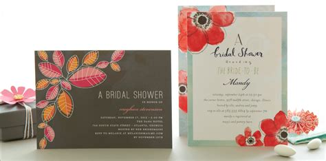 Wedding Paper Divas Shower Invitations by Shower Inspiration Style Elegance Simplicity Inc