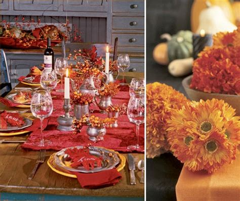 how to set thanksgiving table thanksgiving table set up ideas us