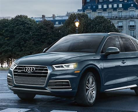 Compare Audi Q5 Models by 2018 Audi Q5 Model Information